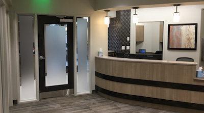 Renew Northwest Denver CO dental implant center interior