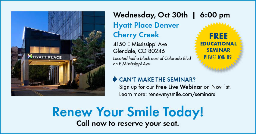 Denver In House Seminar October 30, 2019