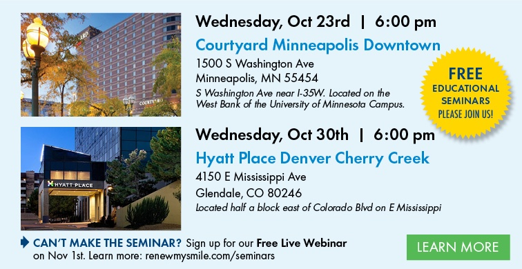 Denver/MN Seminars October 2019