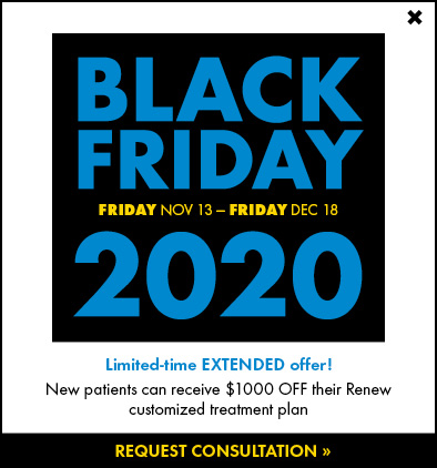 Black Friday 2020 popup