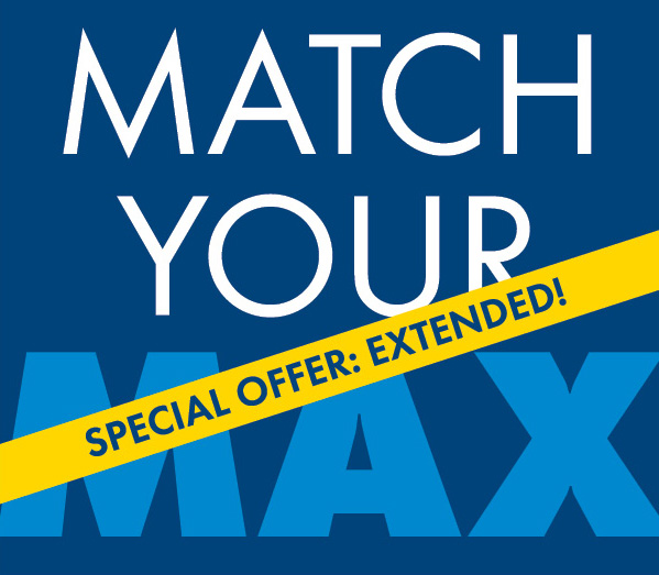 Match your Max extended